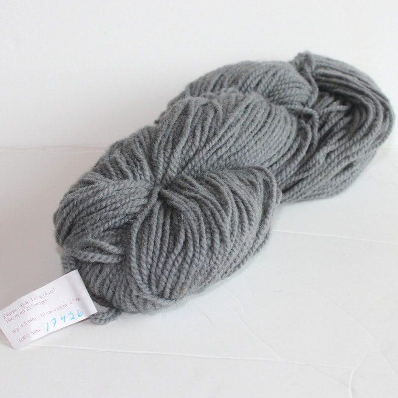 Laines douceur - 100% laine #17 - Argile