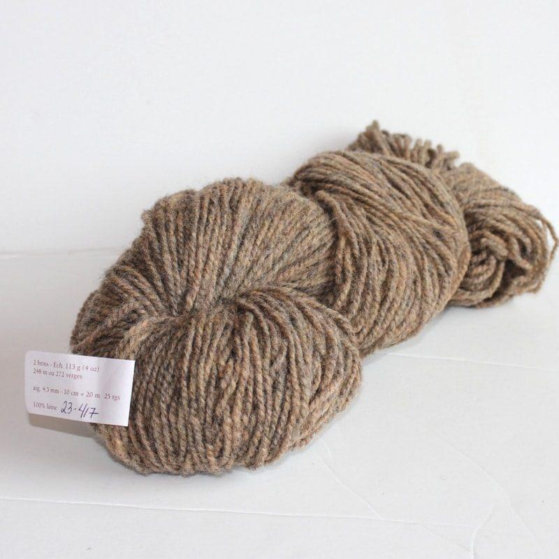 Laines douceur - 100% laine #23 - Dune