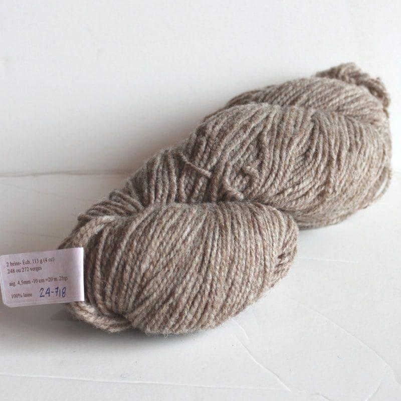 Laines douceur - 100% laine #24 - Sable