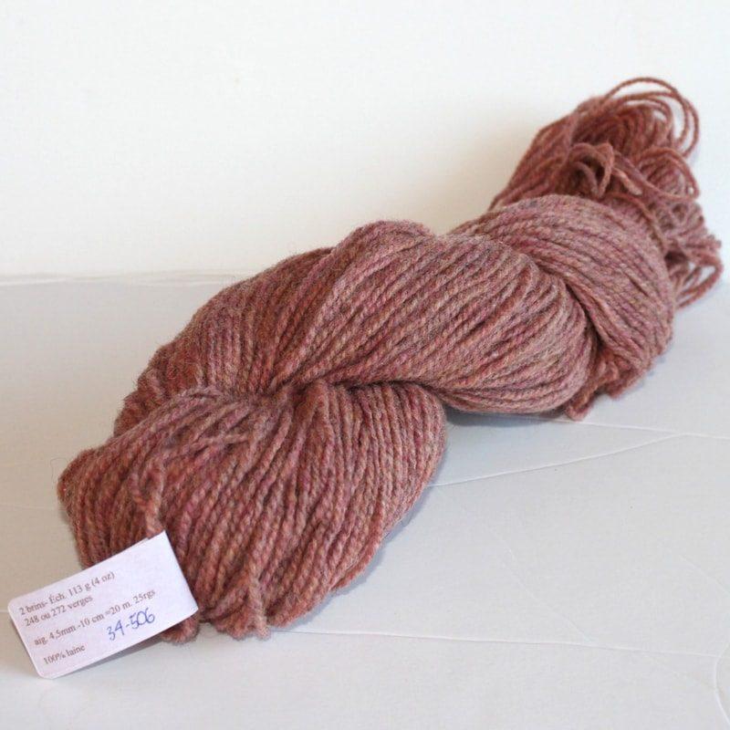 Laines douceur - 100% laine #34 - Cuivre