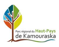 Logo - Parc régional du haut-pays de Kamouraska