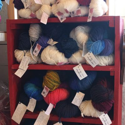 Laines douceur - Filee doux (laine filée, 2 brins - 4oz)